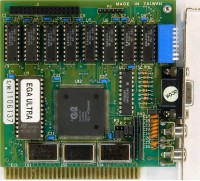 (386) G2 GC201-PC Ega Ultra