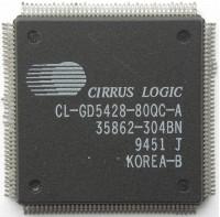 Cirrus Logic CL-GD5428-80QC-A
